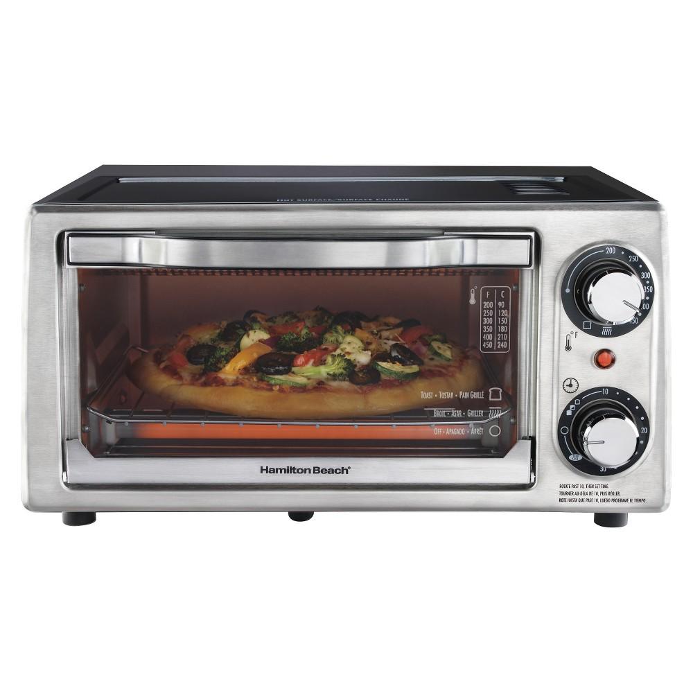 Hamilton Beach 6 Slice Toaster Oven Air Fryer