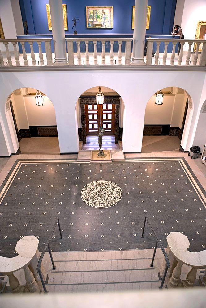 Studio Nouveau  Currier Museum, Manchester, NH