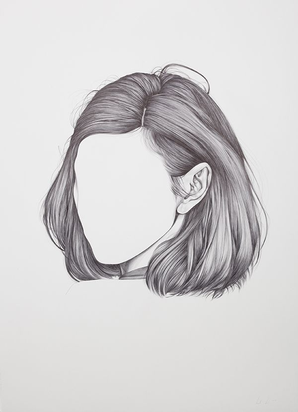 The Art Of Henrietta Harris How To Draw Hair Drawings Surreal Portrait