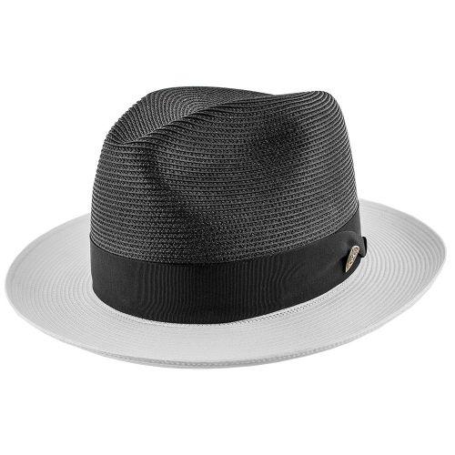 5885c5dbaab Toledo - Dobbs Straw Fedora Hat - DSTLDO in 2019 | Men - Fedora Hats ...