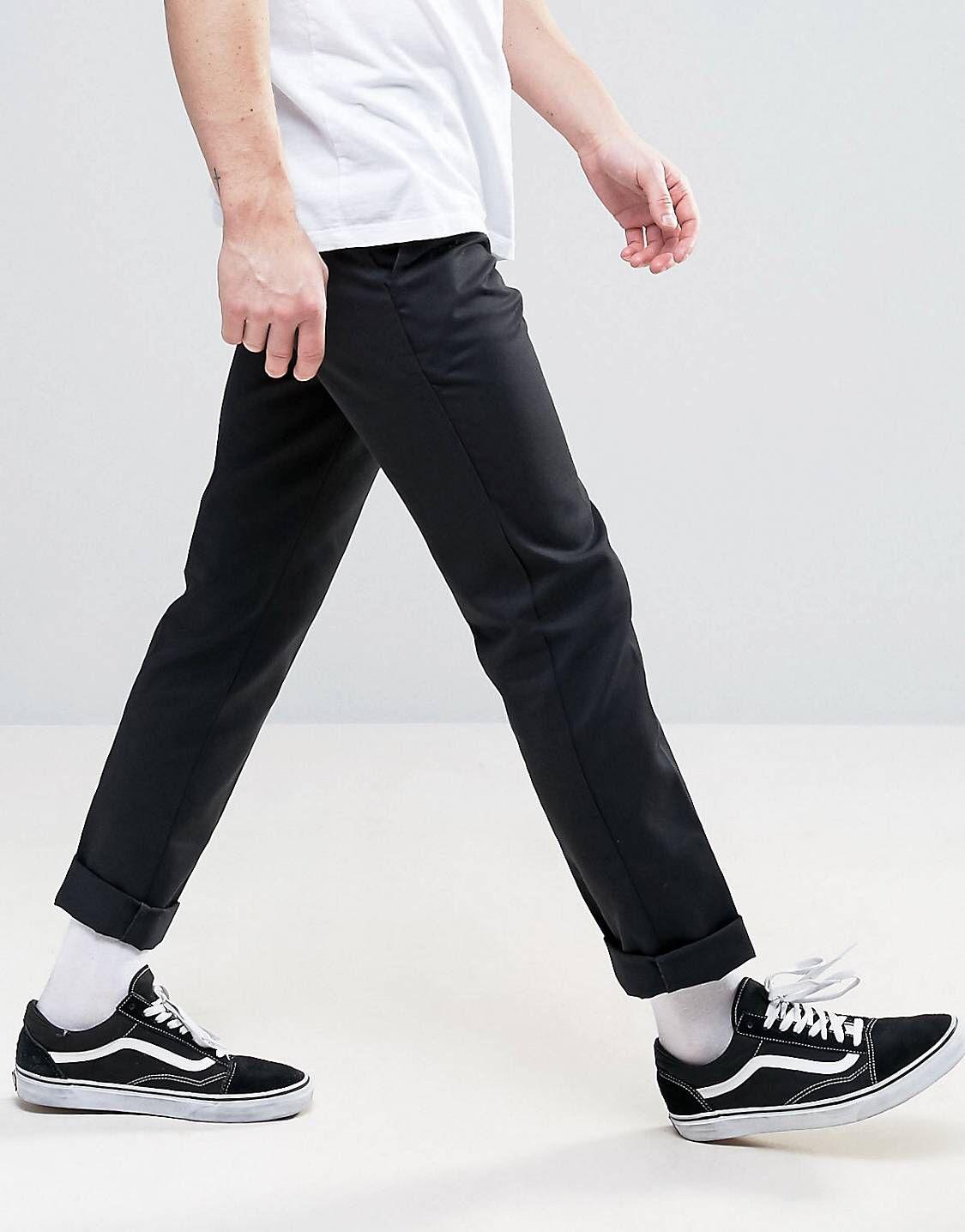 3ff501bc Dickies 872 work pant chino in slim fit in 2019 | My Style | Slim ...