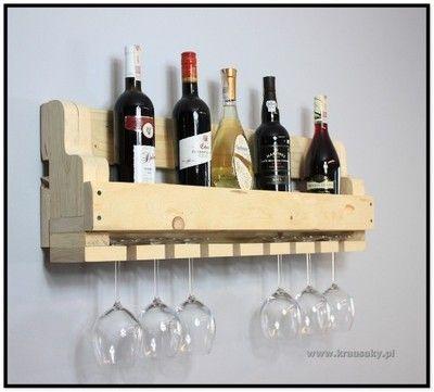Kup Teraz Na Allegropl Za 19900 Zł Półka Na Wino Z