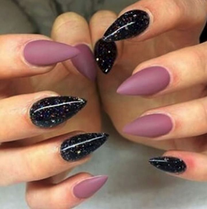 17 Extravagant Mauve Nail Manicures You Are Going to Love. #14 Is ...