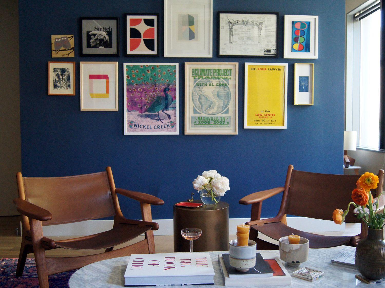 Brooklyn 3B | Living Room | Home decor, Decor, Design