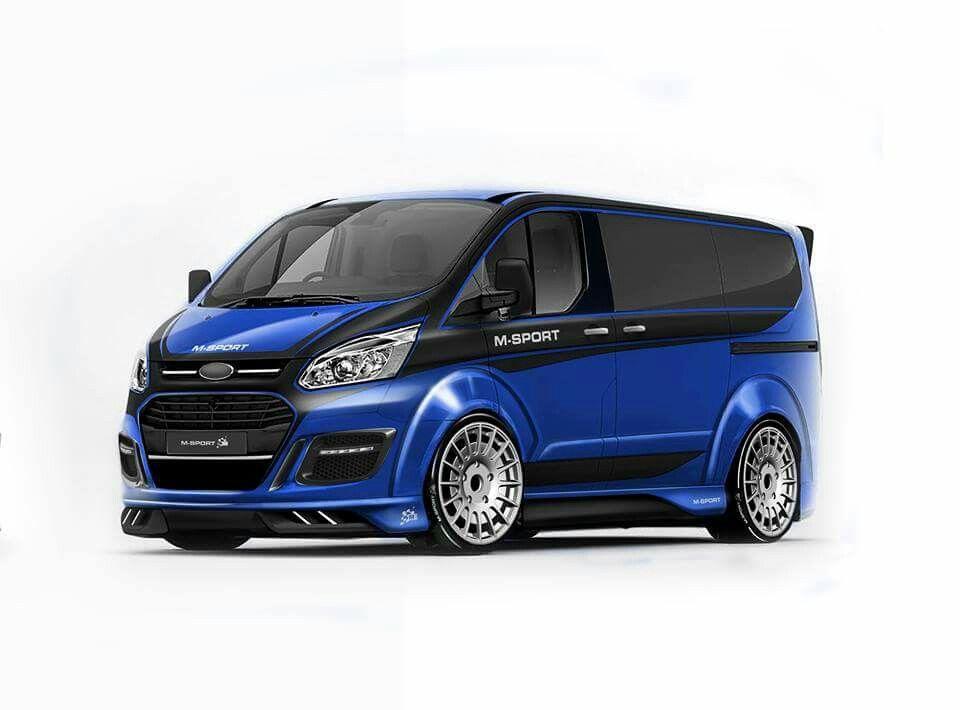 Ms Port Van Autos Folieren Ford Tourneo Custom Renntransporter