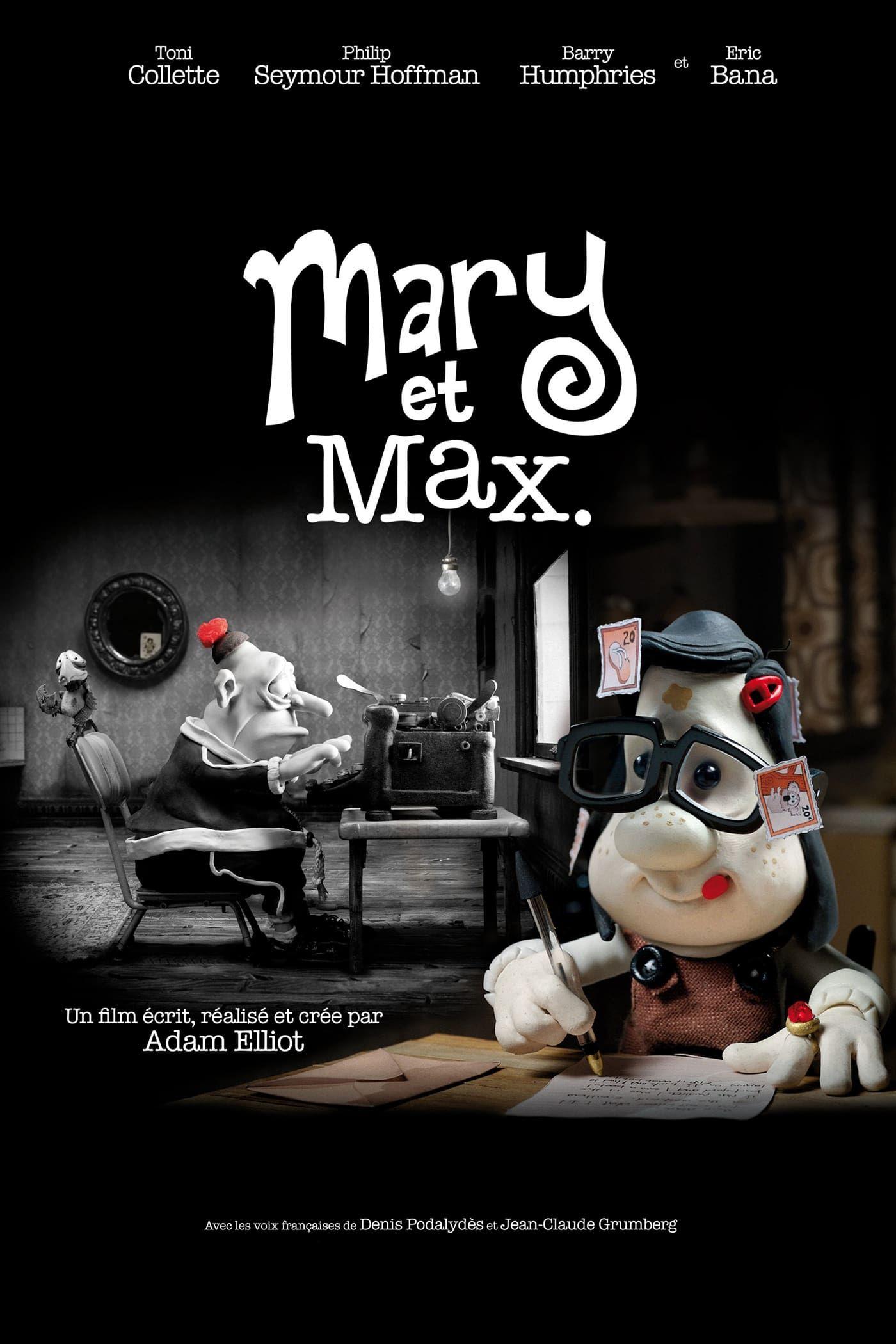 Download Mary And Max Filme Cmplet Dublad Nline Film Sinema Arkadaslar