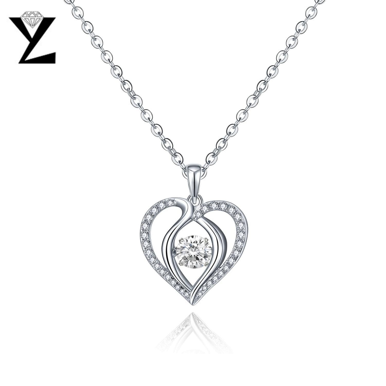 silver necklaces pendants for sterling silver