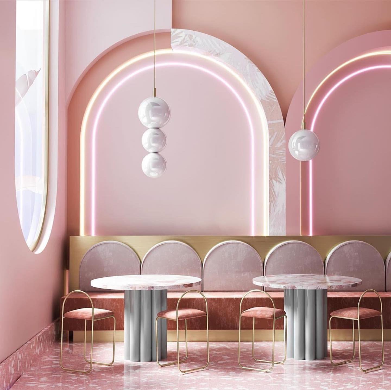 top 2020 color trends home | restaurant interior design