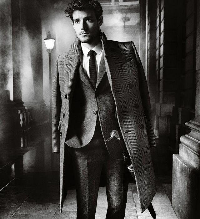 The Gentleman's Collection from Burberry