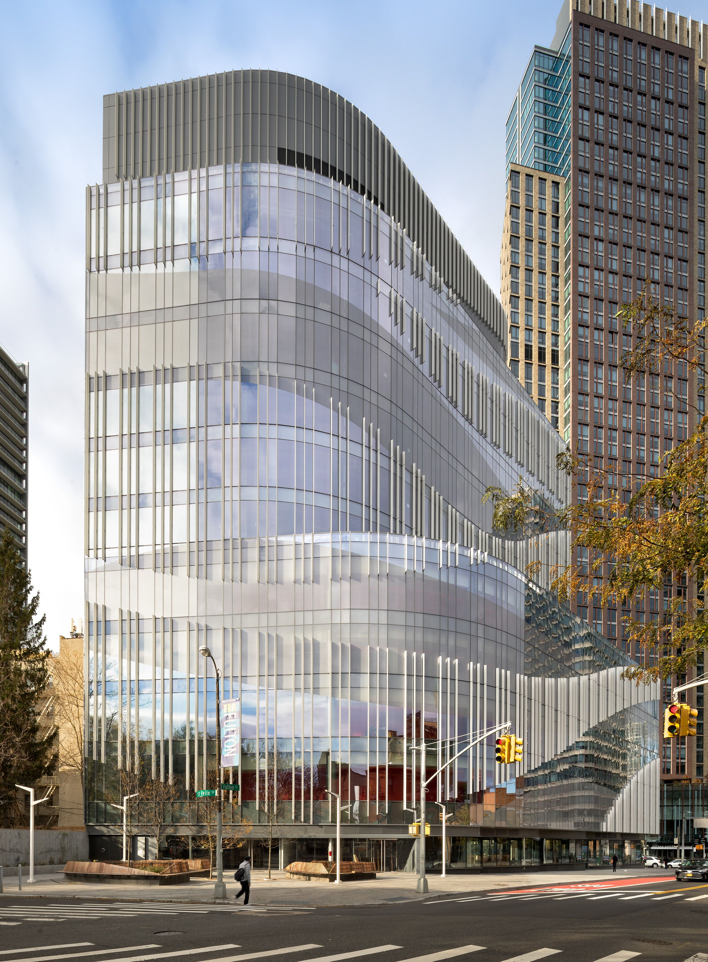 New York Hotel Trades Council Brooklyn Health Center Francis