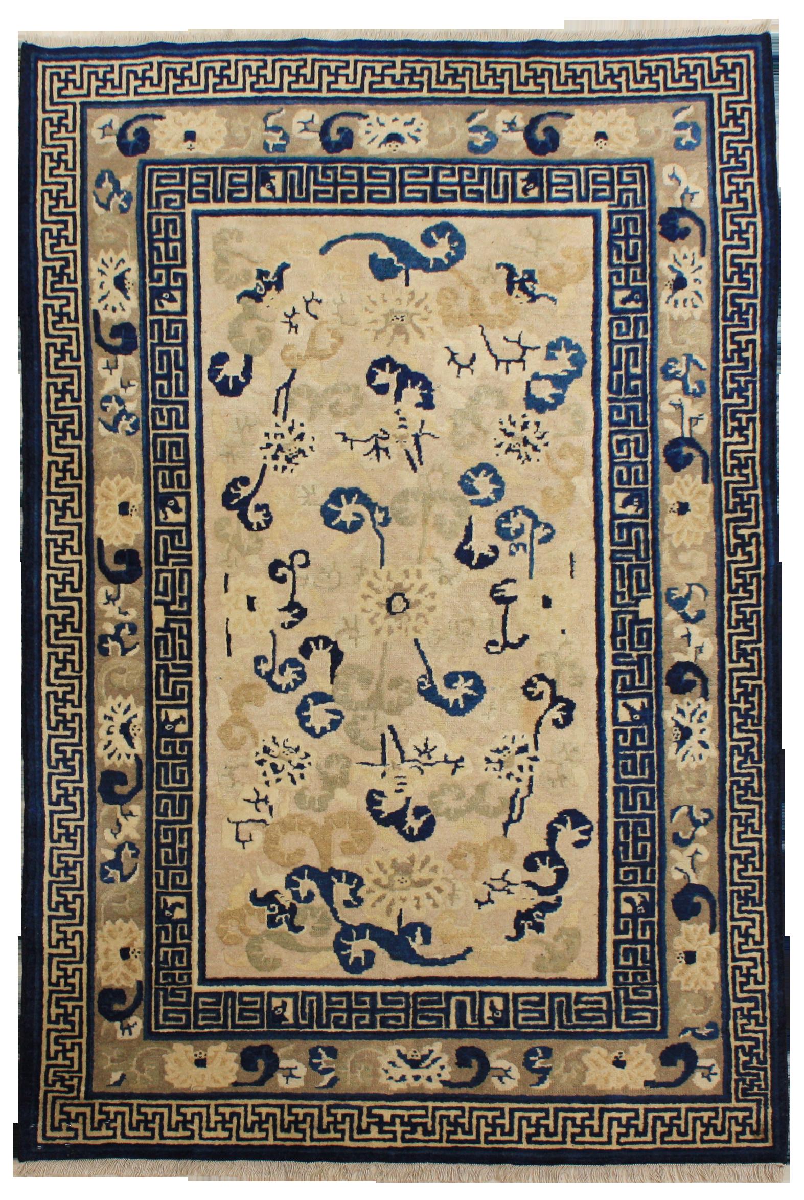 Cod. 905 Pechino Antico 168x115, tappeto cinese antique