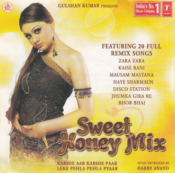 Sweet Honey Mix 2004 Mp3 Vbr 320kbps Bollywood Songs Songs Honey