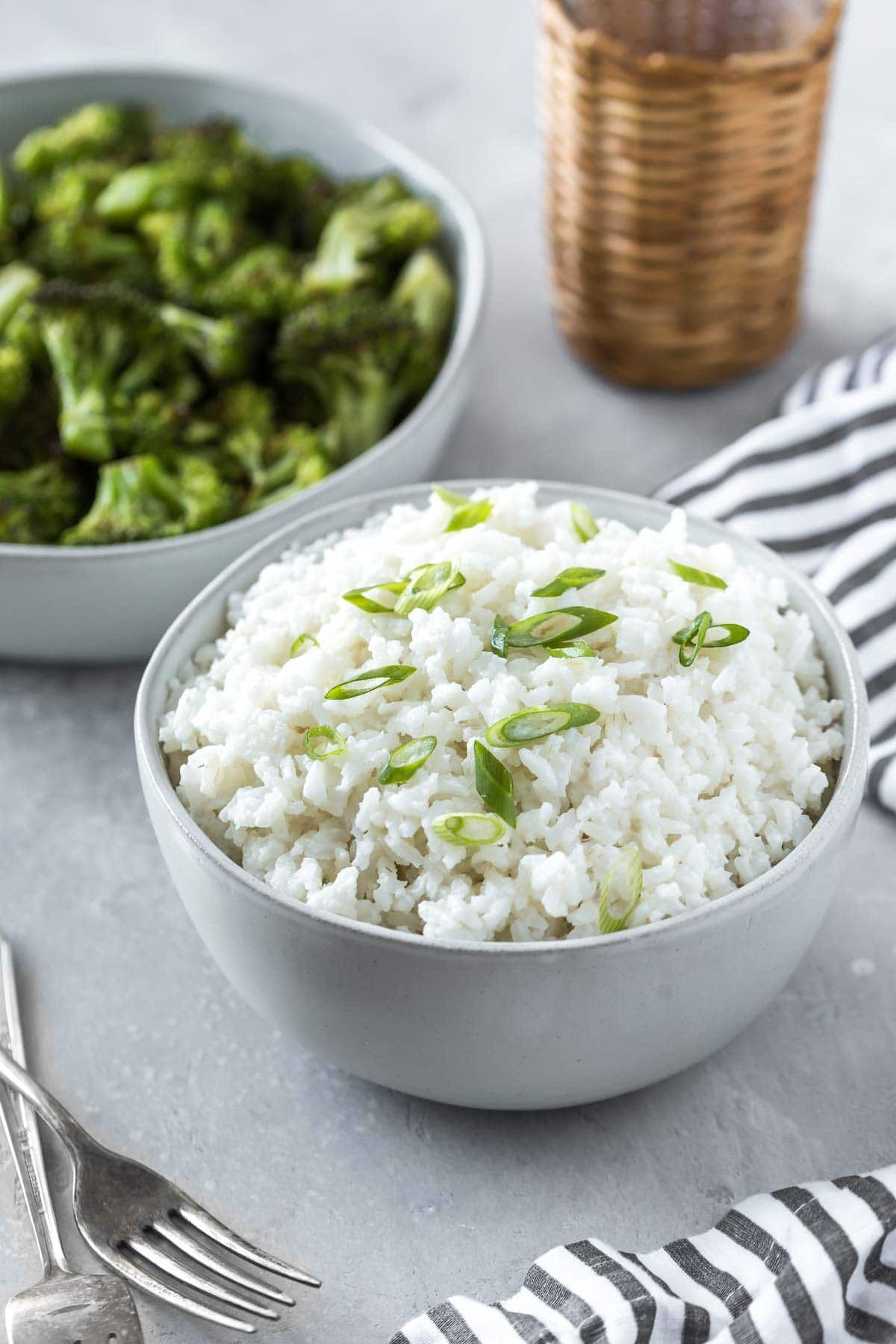 Easy Coconut Rice | Recipe (With images) | Recipes, Rice ...
