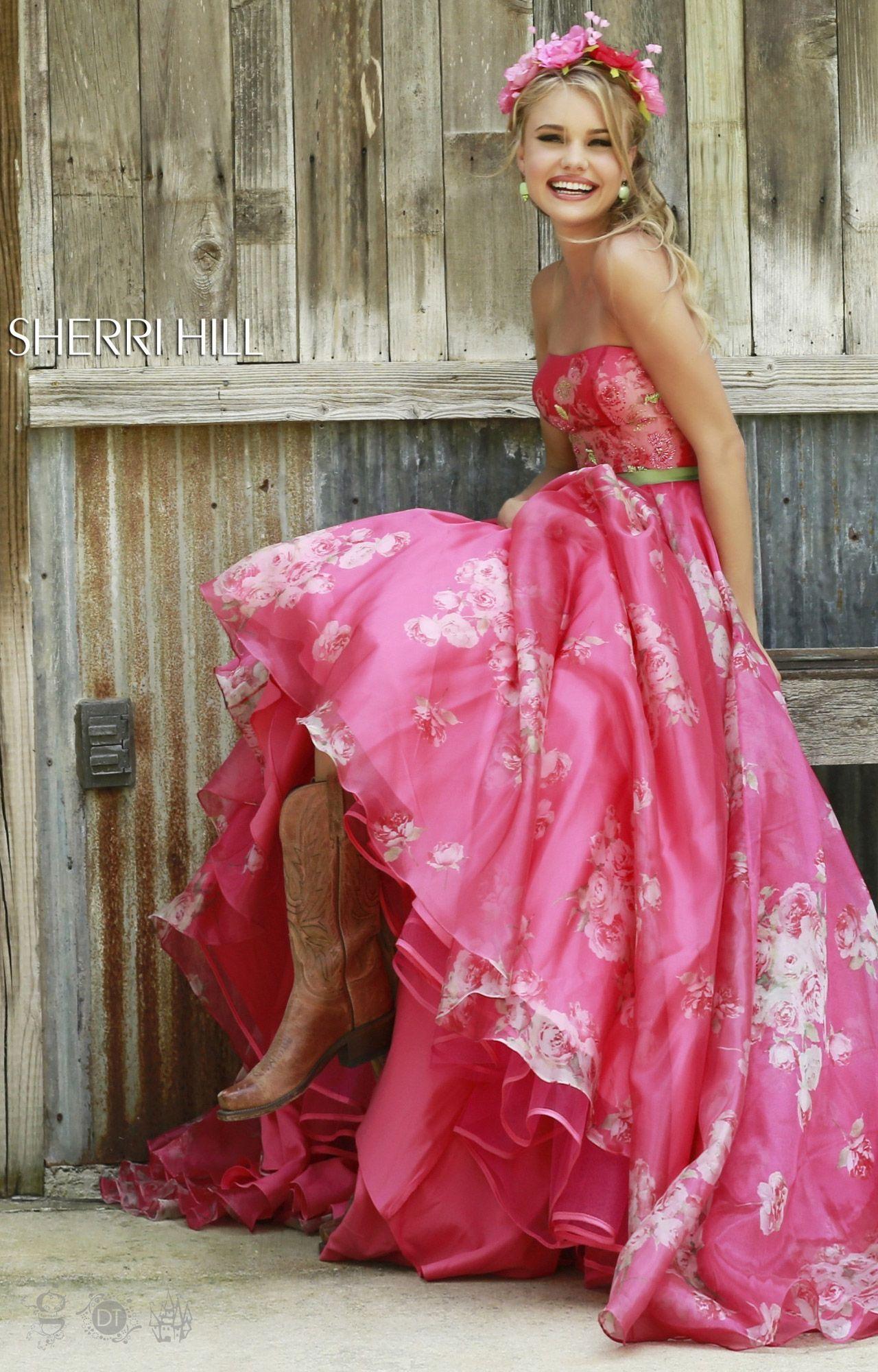 Asombroso La Colina De Sherri Vestidos De Fiesta Venta Componente ...