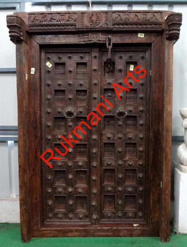 Doors Haveli Antique Rajasthani style - Doors Haveli Antique Rajasthani Style Architectural Details