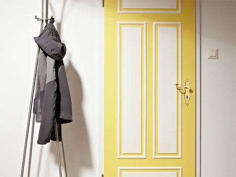 innenraumt ren versch nern selber machen heimwerkermagazin diy t r pinterest t ren raum. Black Bedroom Furniture Sets. Home Design Ideas