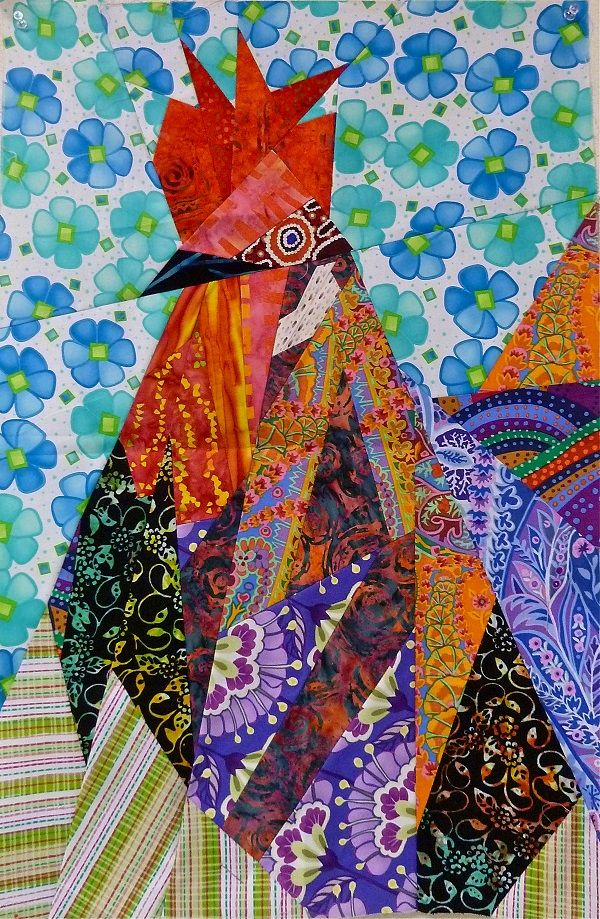 Ruddy Rooster E Patterns Paper Piecing Patterns