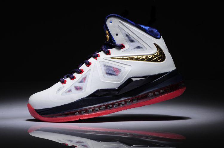 83b203bf55fa3 Womens Lebron shoes 2013 Nike Lebron 10 Olympic Team USA
