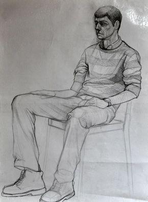 Karakalem Insan Figürü çizim Human Figure Sketches Figure