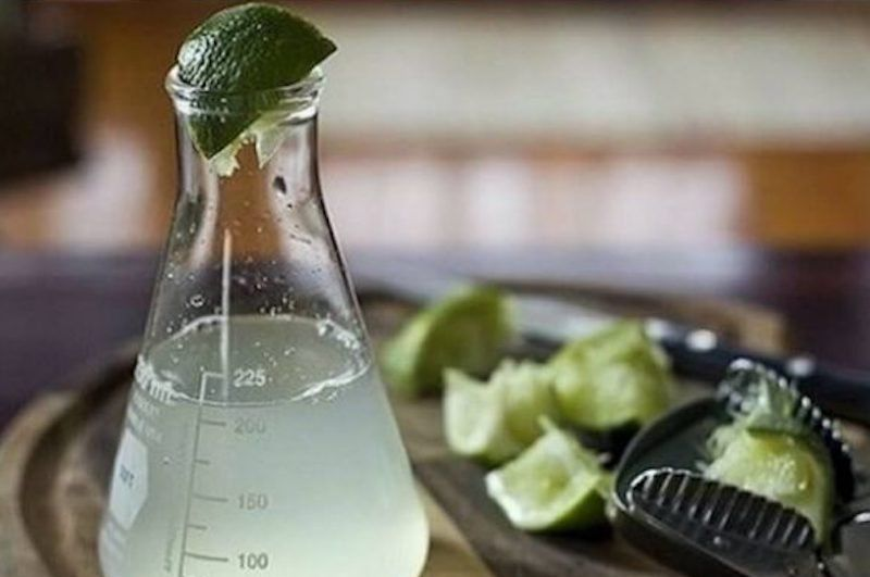 tè al limone per la perdita di peso