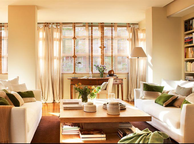 La casa de una estilista de decoración en Madrid   Arquitectura y ...