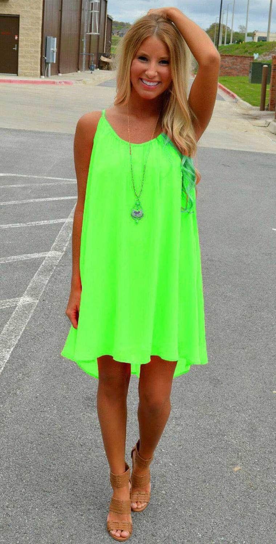 Shine Bright Whole Day Dress | Woman beach, Beach dresses and Summer ...