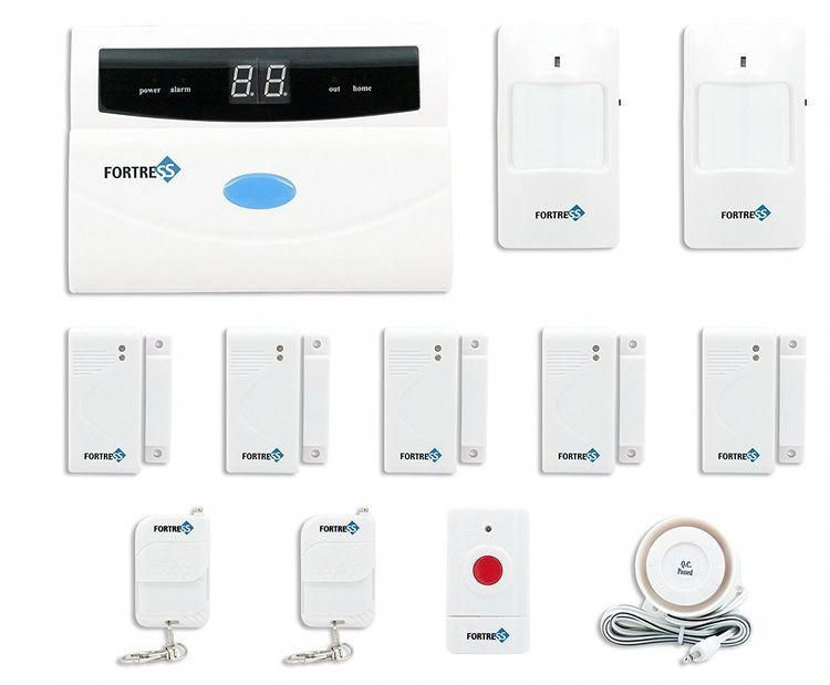 The 8 Best Home Security Systems For Under 100 Typesofhomesecuritysystems Home Security Alarm System Alarm Systems For Home Home Security Systems