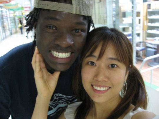 Korean parents against interracial dating