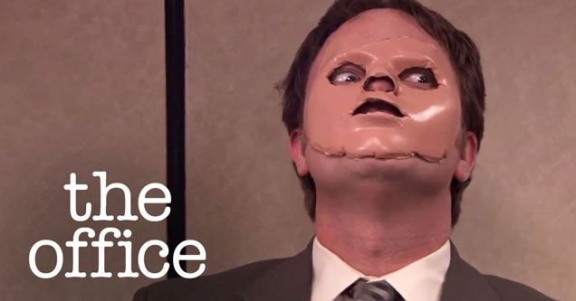 This First Aid Fail Scene From The Office Is One Of Televisions