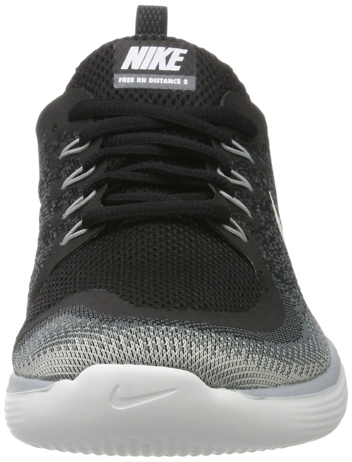 outlet store 12fb5 478ec NIKE Womens Free RN Distance 2 Black White Cool Grey Running Shoe 8.5      Details can be found by clicking on the image.(It is Amazon affiliate link)    ...