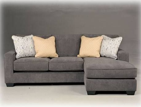 Nice Ashley 7970018 Hodan Sofa Chaise With Reversible Chaise Cushion 4