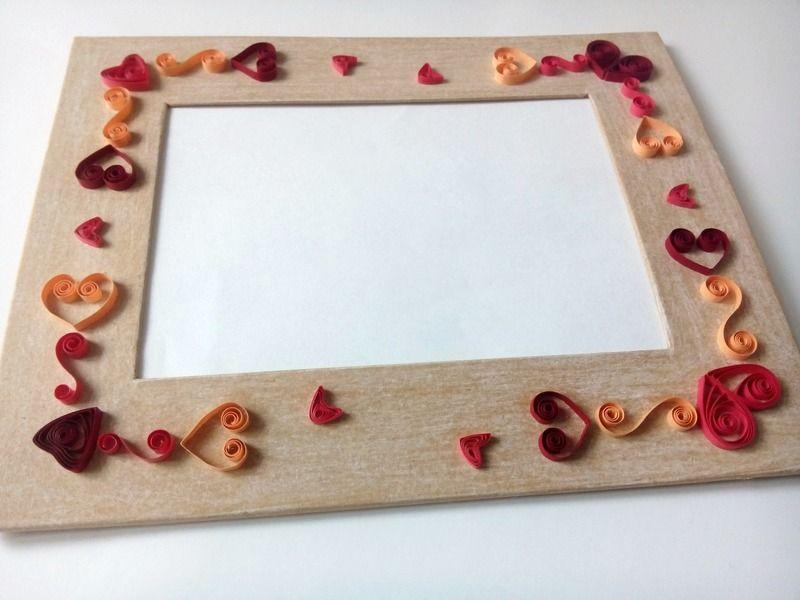 Romantischer Bilderrahmen für Verliebte | Pinterest | Bilderrahmen ...