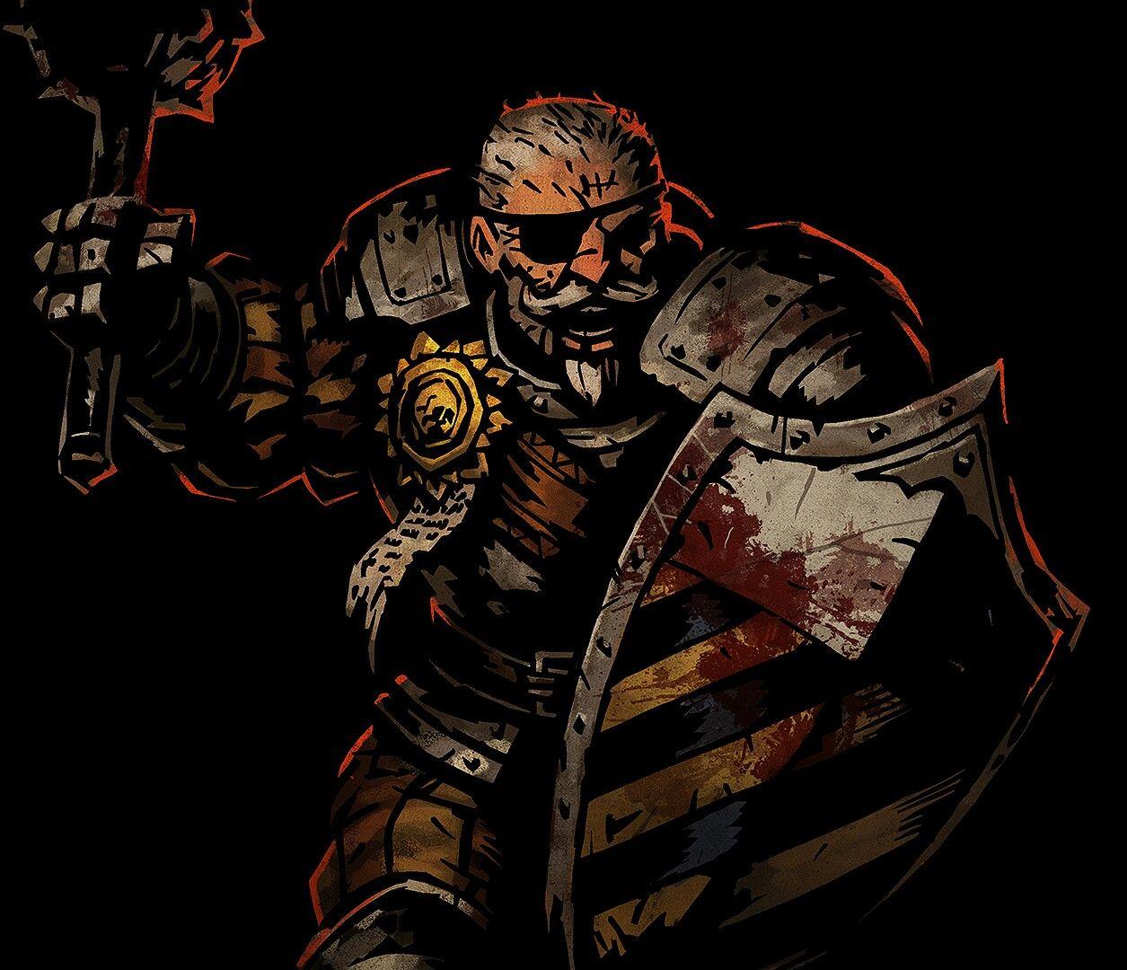 Darkest Dungeon ManatArms Darkest dungeon, Character
