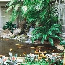 allan block koi pond design - Google Search