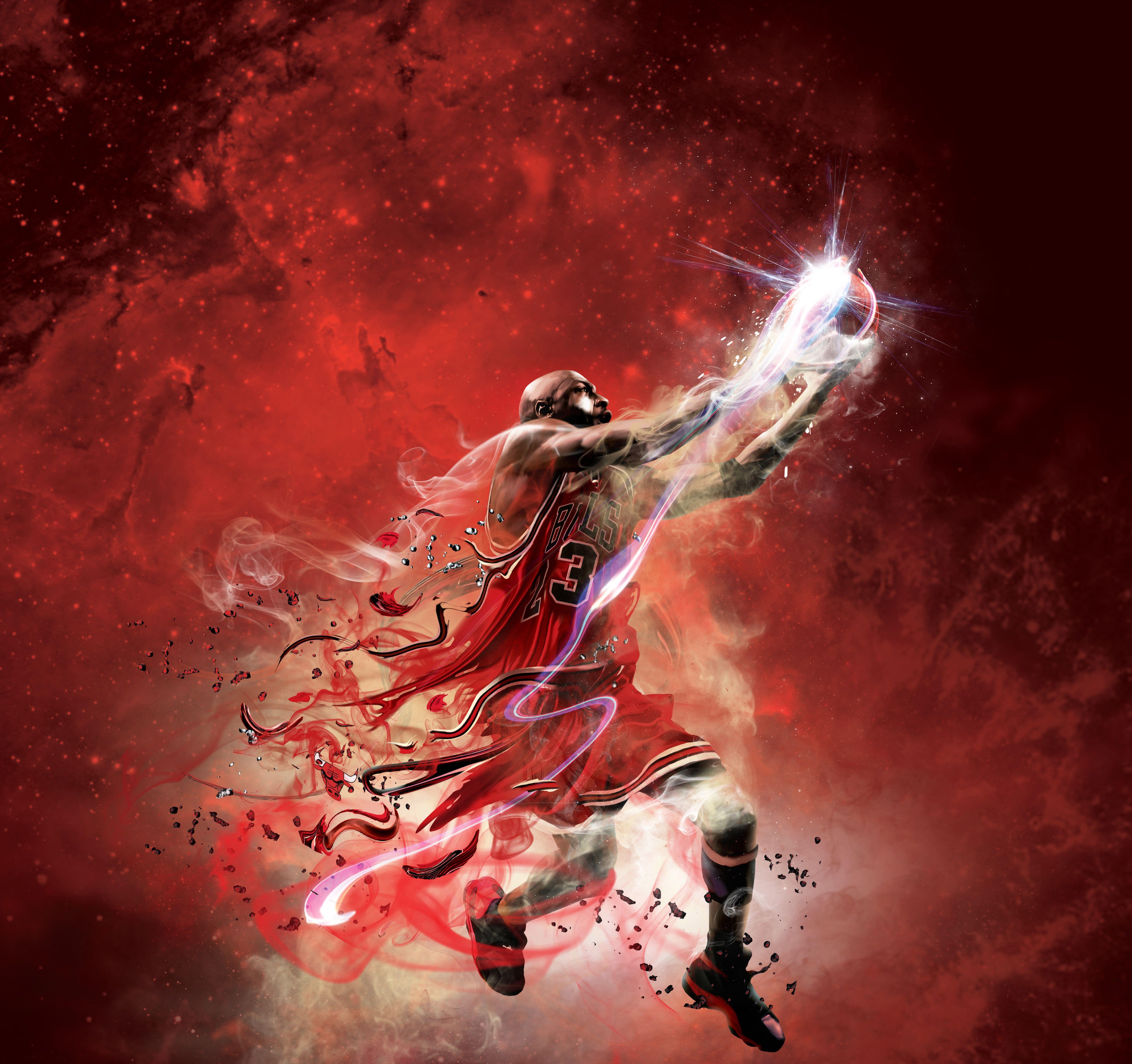 Basketball 4K NBA Michael Jordan 5K wallpaper