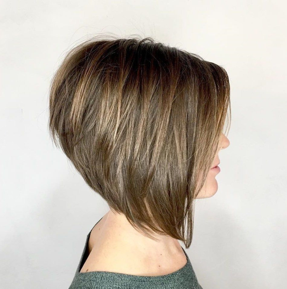 the full stack: 50 hottest stacked haircuts | favorite