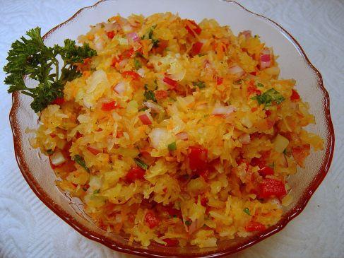 Old-Fashioned Sauerkraut Salad Recipe on Yummly