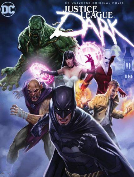 ด หน งออนไลน Justice League Dark 2017 จ สต ค ล ค ดาร ค Hd ซ บไทย ด หน งคล ก Https Justice League Dark Movie Justice League Dark Watch Justice League