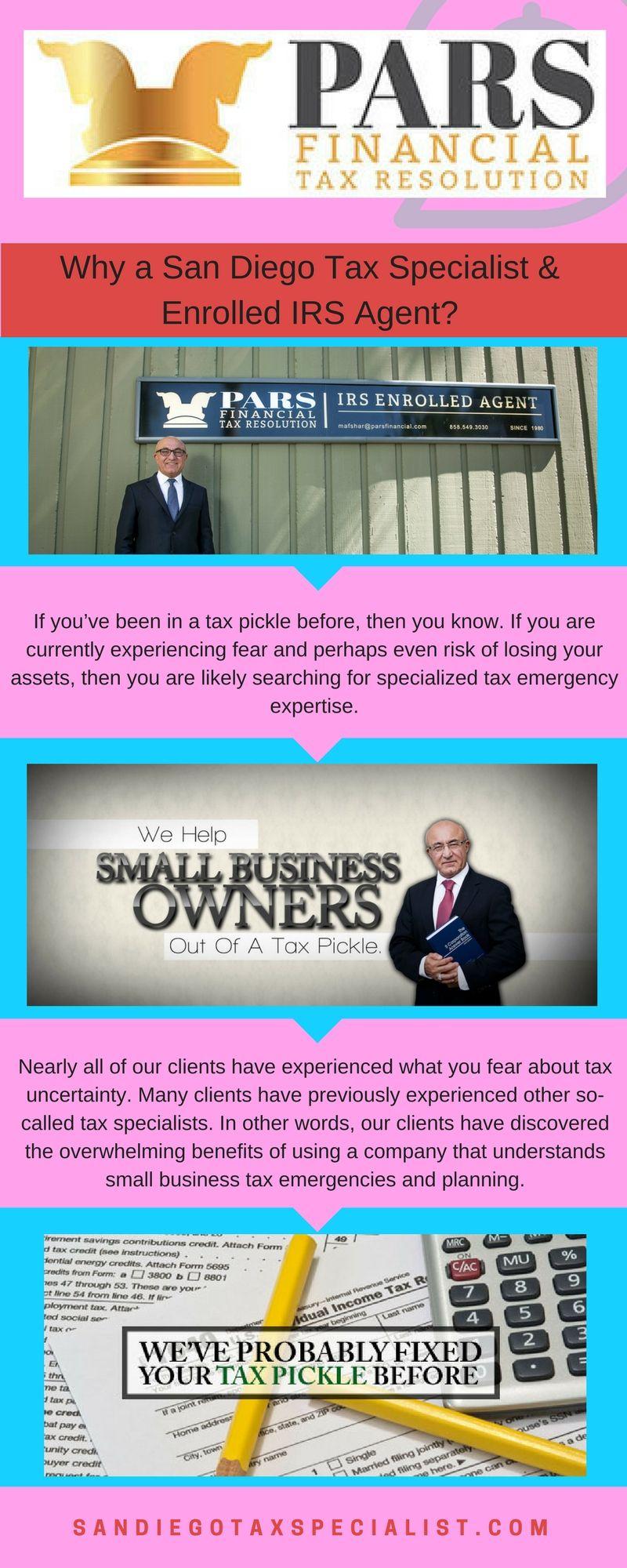 Certified Tax Specialist California | San Diego Tax ...