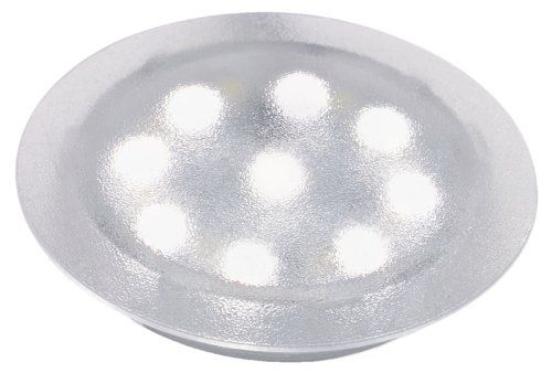 Paulmann 98794 Profi Einbauleuchten Set UpDownlight LED starr ...