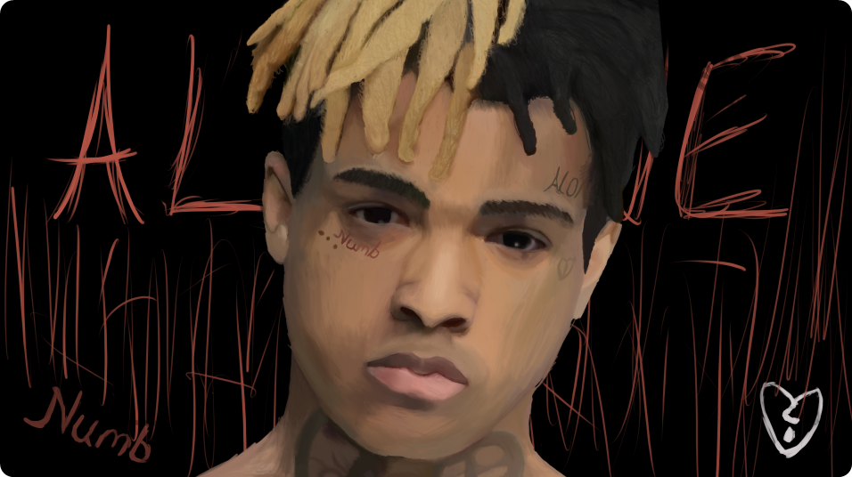 xxxtentacion digital 1920 x 1080 x pinterest love digital and