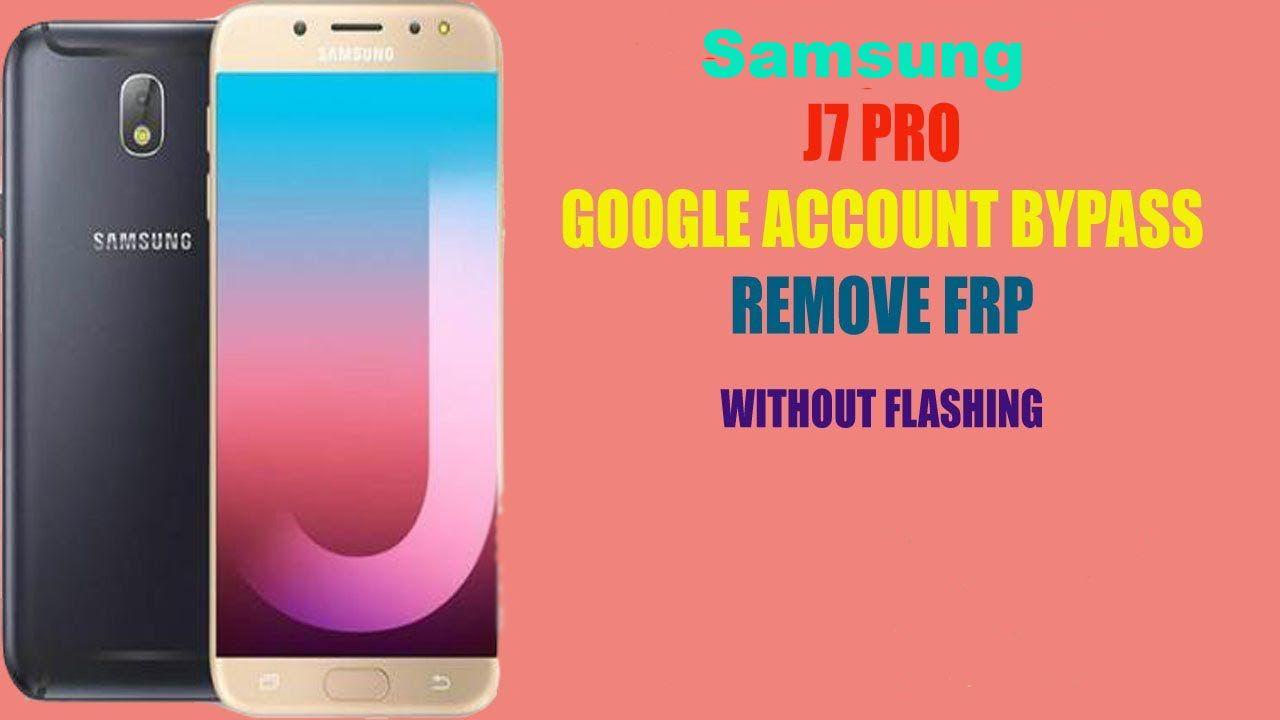 Metode Baru Cara Bypass Frp Google Account Samsung J3 J5 J7 Pro