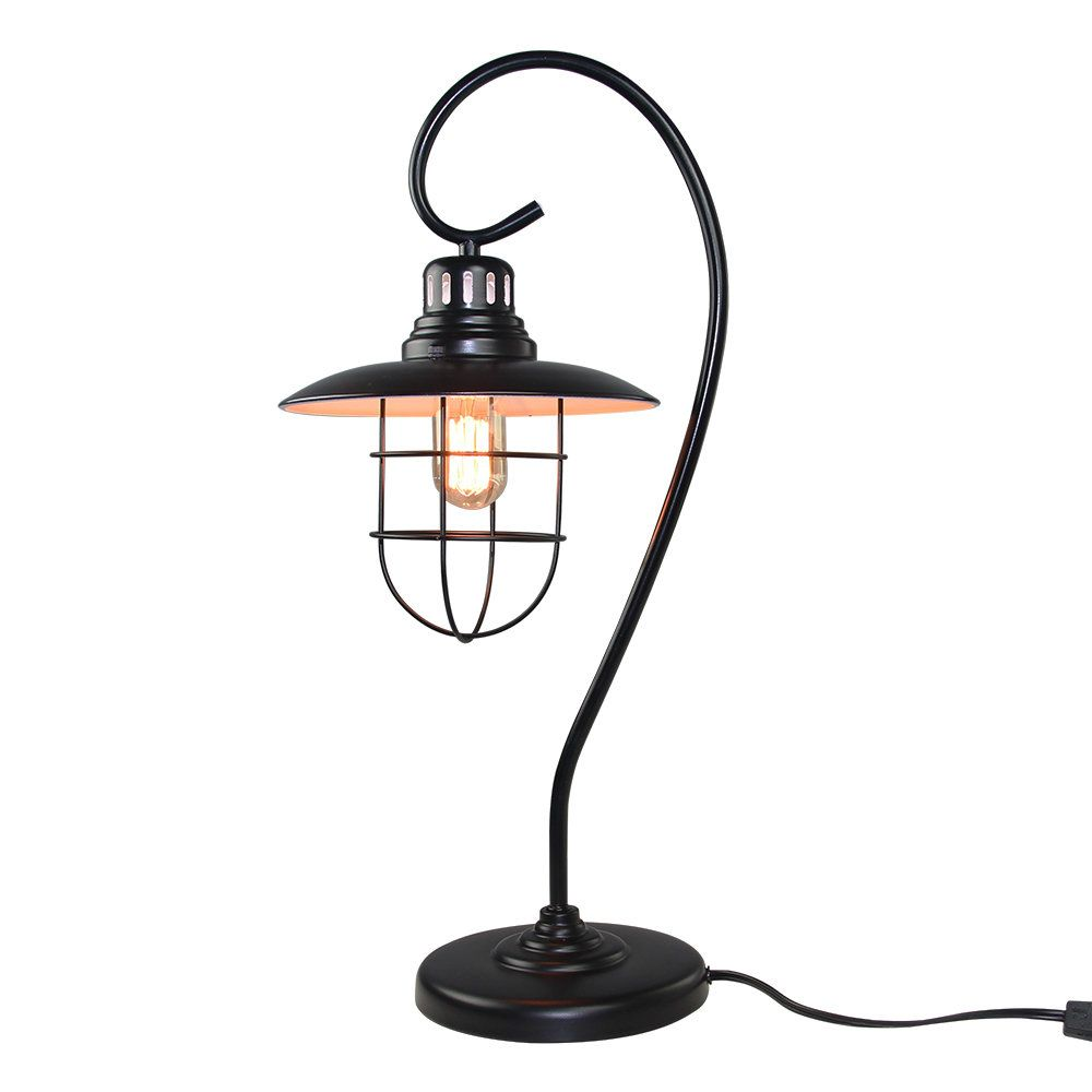 """Iron Cage 15.2"""" Table Lamp"""