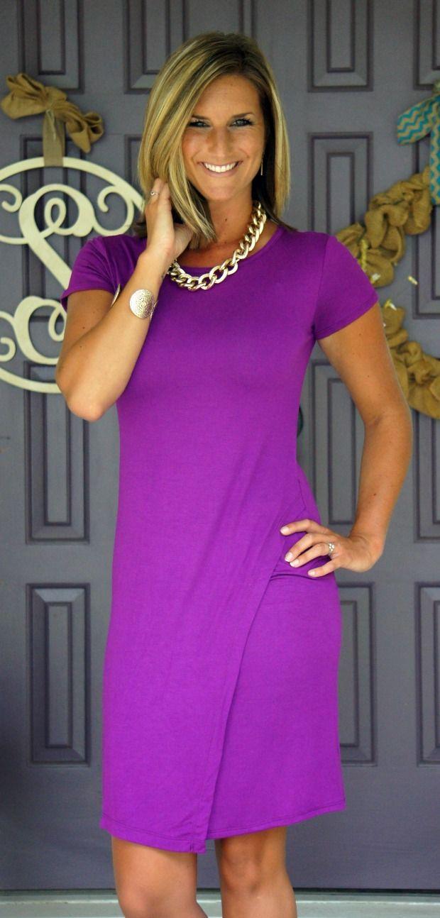 Atractivo Vestidos Casuales Simples Boda Ornamento - Vestido de ...