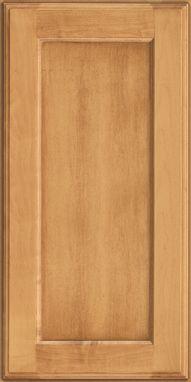 Inspirational Honey Spice Maple Cabinets