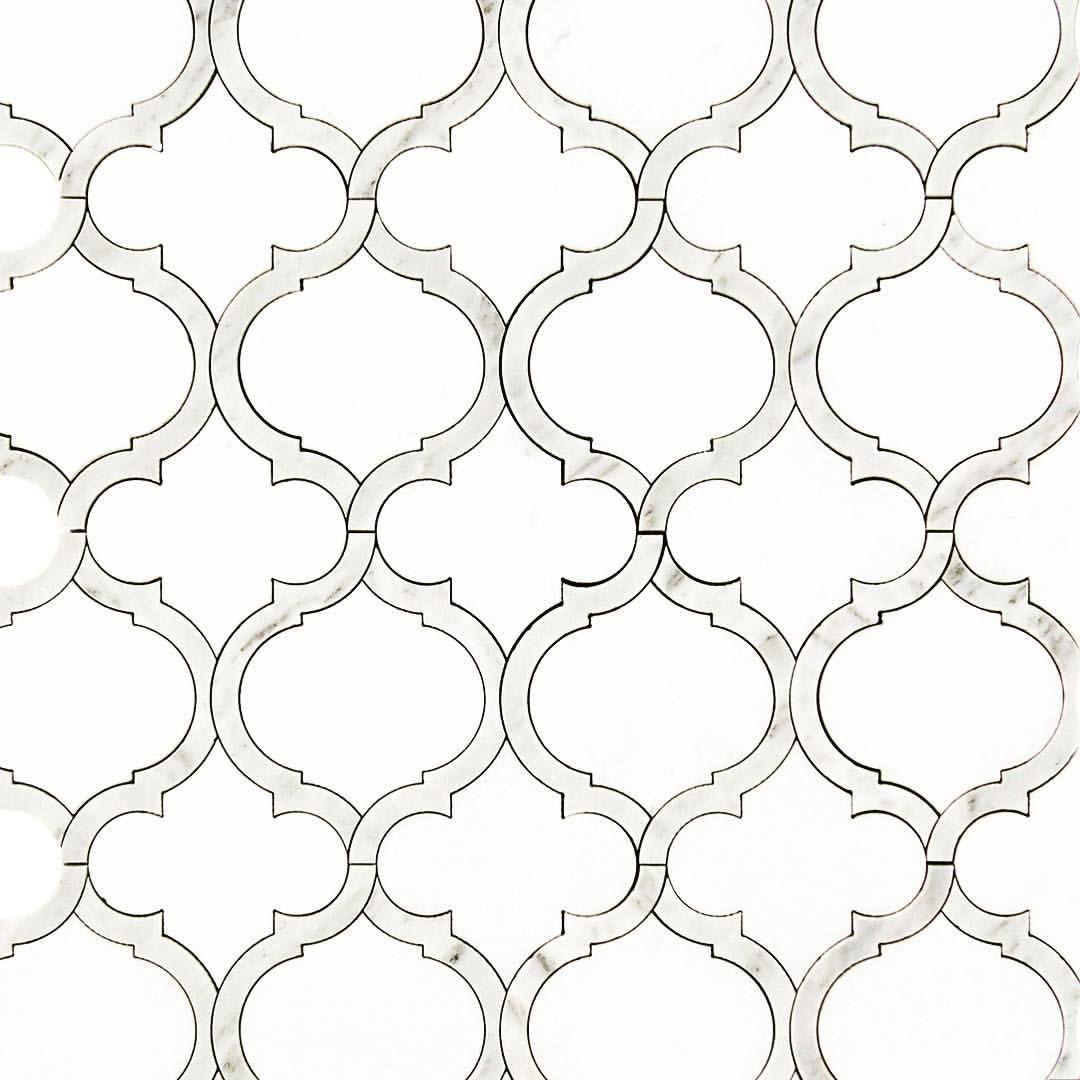 Pin By Tilebuys On Luxury Waterjet Mosaic Wall Tile