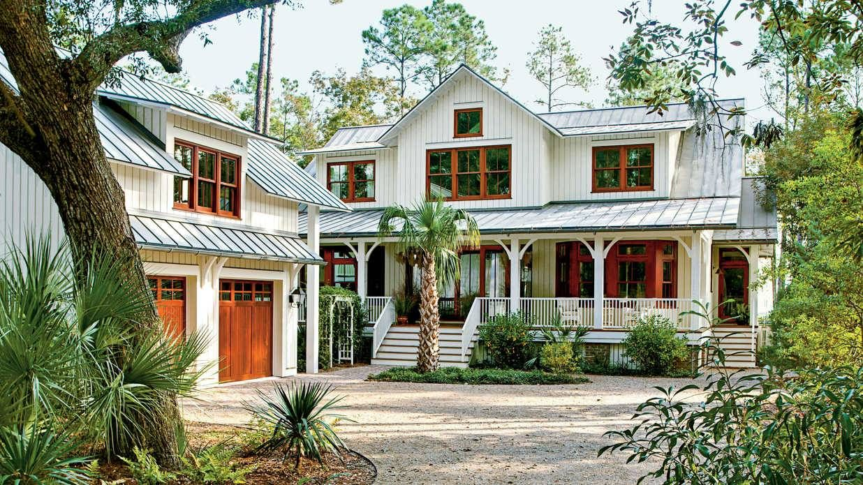 Old Southern Living House Plans Hidup Tempat Hidup Sehat