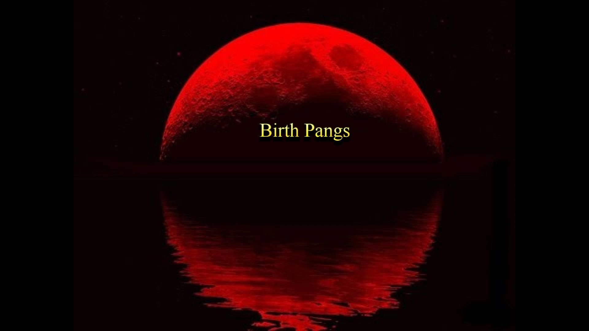 Image result for image of birthpang