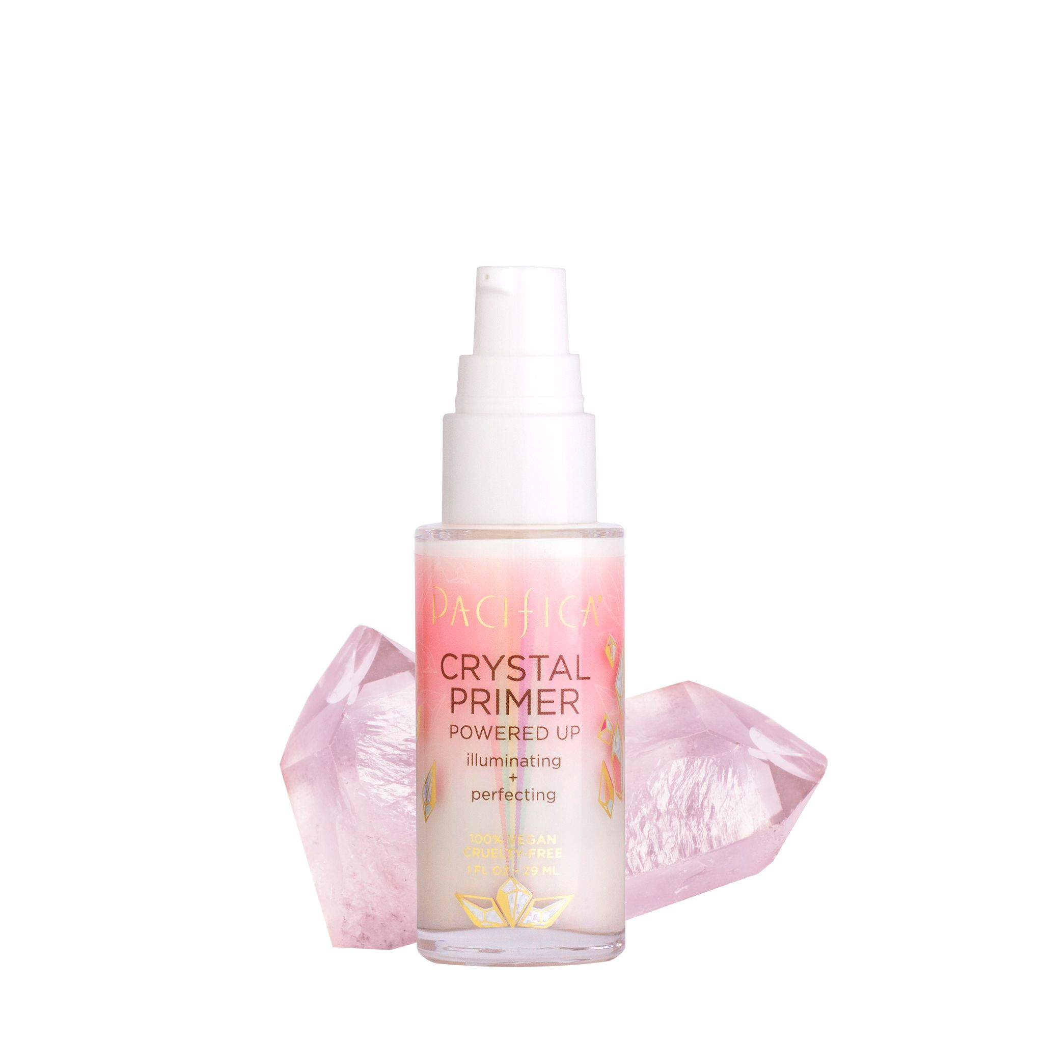 Pacifica Crystal Primer Ulta Beauty Younique Skin Care Oil Control Products Drugstore Bb Cream