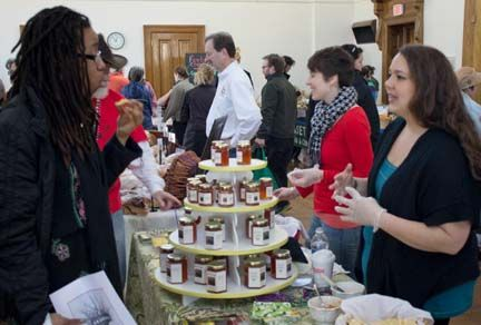 Winter Farmers' Market opens on Jan. 6 in the Great Hall of Codman Square | Dorchester Reporter